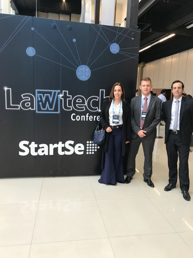 MRAA participa do LawTech Conference