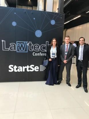 MRAA participa do LawTech Conference