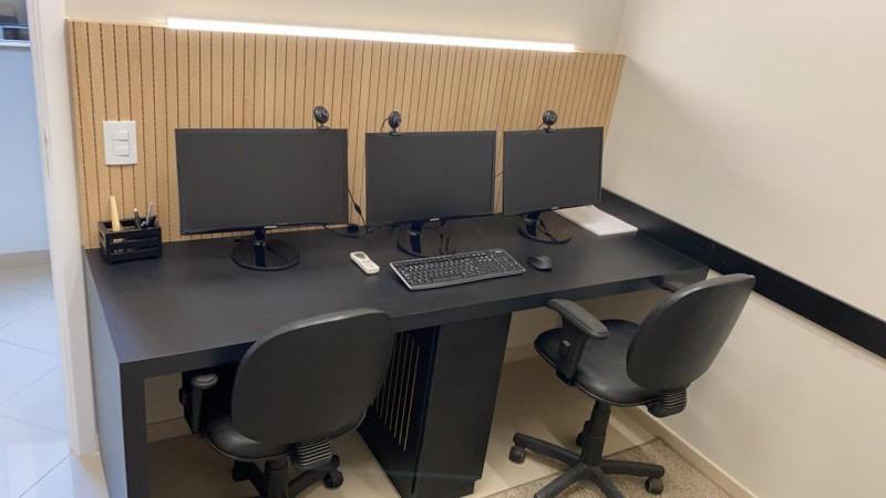 MRAA inaugura sala de audiências virtuais de alta tecnologia